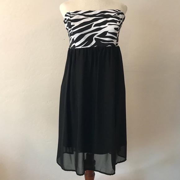 d38756f167b NWT Torrid black and white women s dress Size 0